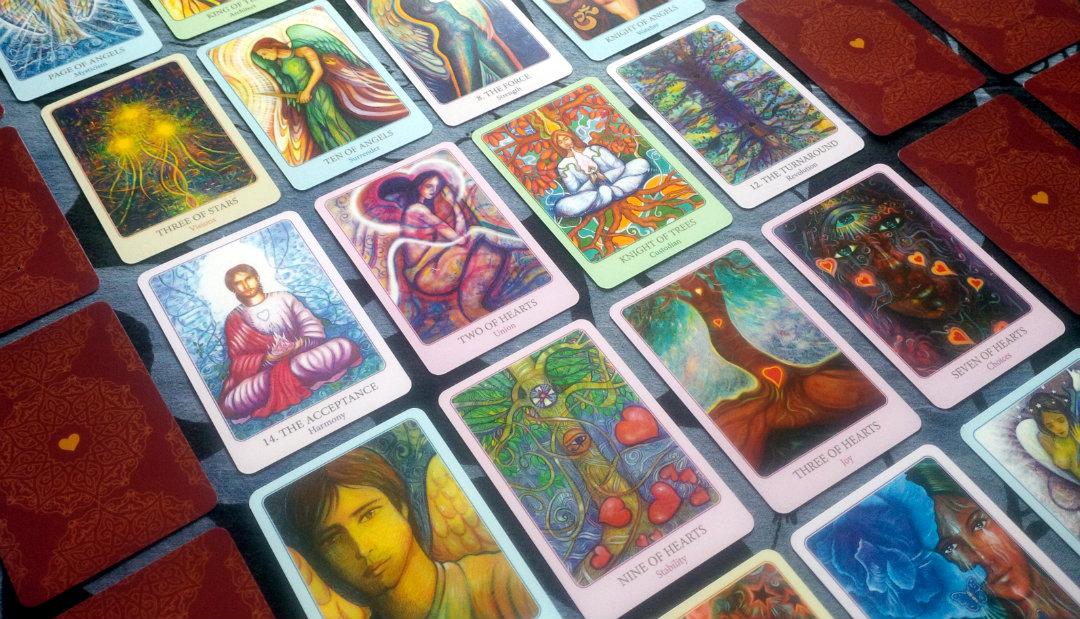 Dear Tarot: Is Love in the Cards? - LifePlan Coaching