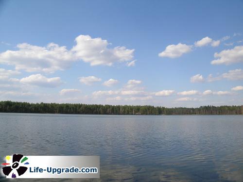 Belarus - Luninetz - White Lake