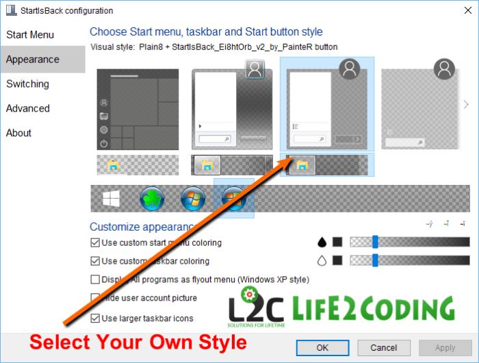 How to use windows 7 startmenü in windows 10  How to Change