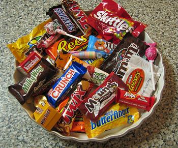 5 least healthy halloween
