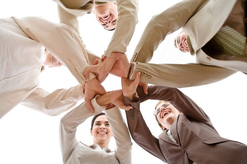 Build Trust with Colleagues and Friends
