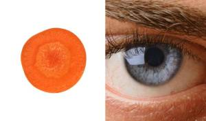 Carrot-Eye-Foods-That-Look-Like-Body-Parts