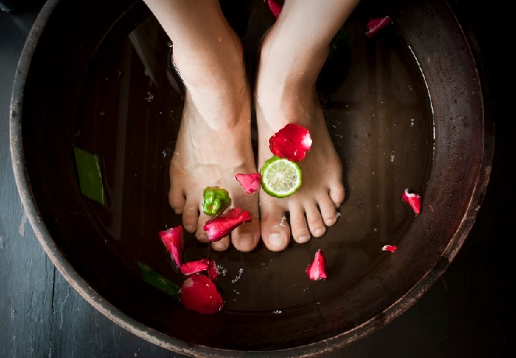 Run Achy Feet? Try This