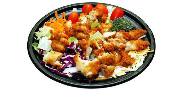Antifreeze In Fast Food Salads