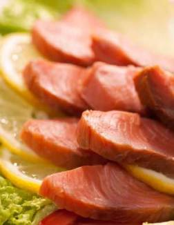 Oily fish foods memory