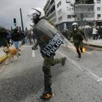 12-The Story of Loukanikos and Other Greek Riot Dogs