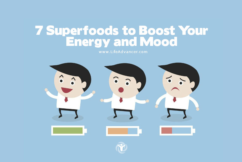 Boost Your Energy and Mood