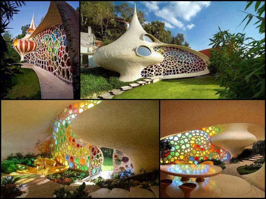Organic Architecture Home Designs Inspired by Nature