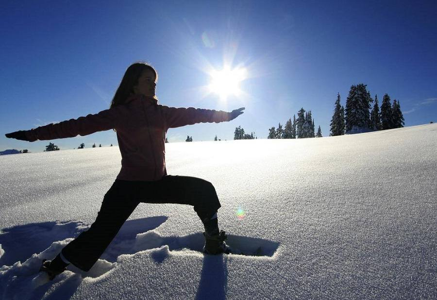 Yoga For Your Winter Tune Up