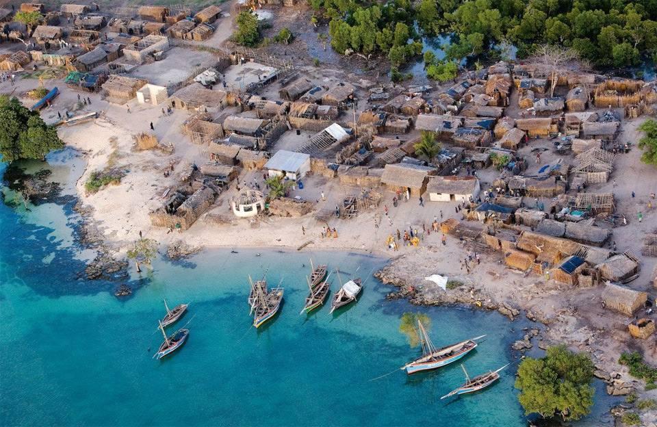 beautiful-african-village