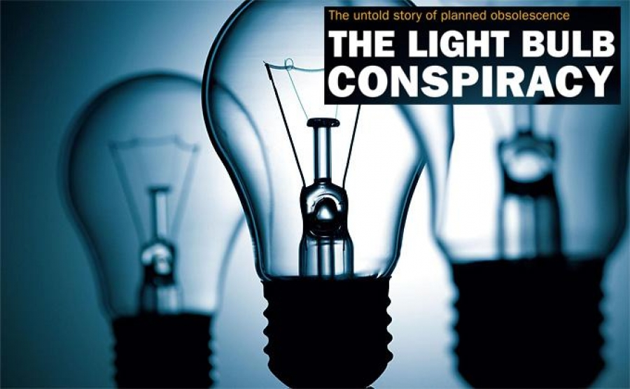 The Lightbulb Conspiracy