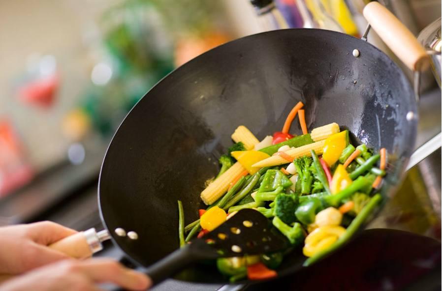 make fried food healthier
