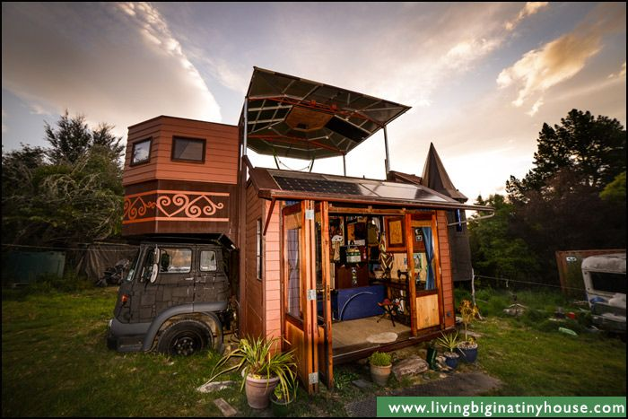 00-The Most Creative House Truck