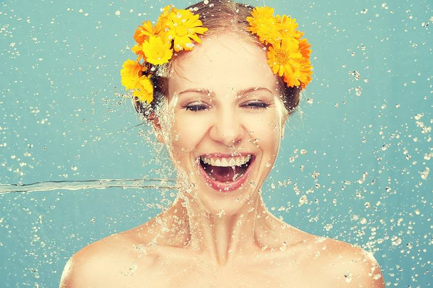 Start Your Day with This Amazing Showering Technique