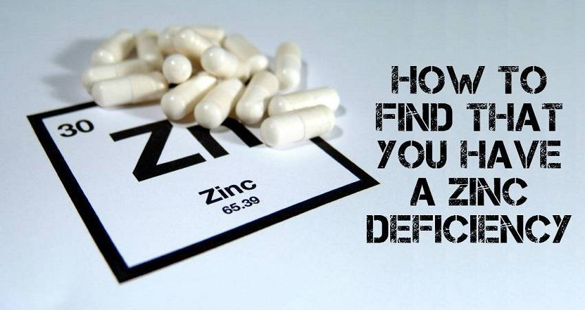 Signs That You Have a Zinc Deficiency