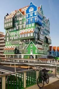 Amsterdam Zandaam Inntel Hotel, Netherlands