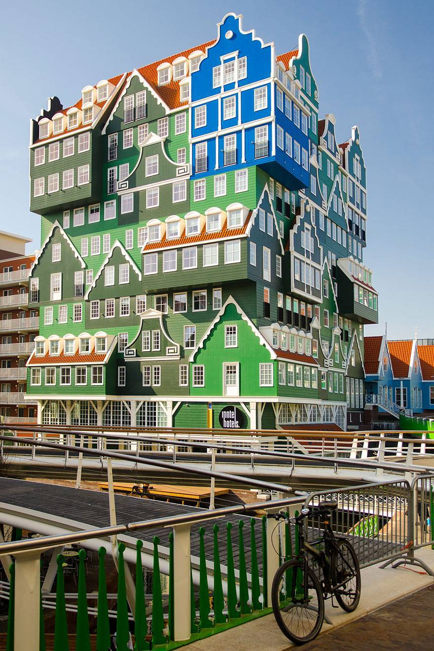 Amazing Hotels Amsterdam Zandaam Inntel, Netherlands