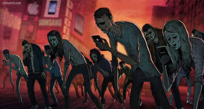 True Face of Modern Society