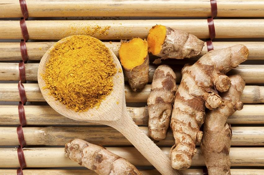 Pinch of Turmeric Worth an Hour of Exercise