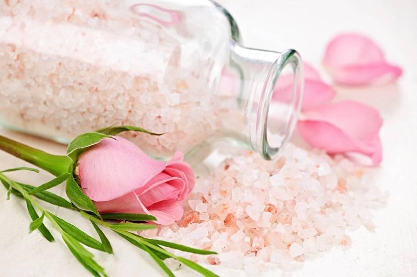 2. Bath salts