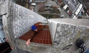 3-Teen Russian Skywalkers Climbing the World's Highest Buildings