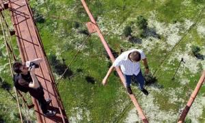 6-Teen Russian Skywalkers Climbing the World's Highest Buildings