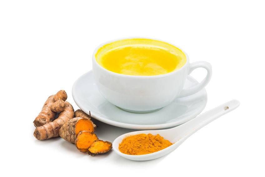 Golden Milk Before Bed
