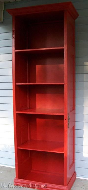 01-DIY Bookcase