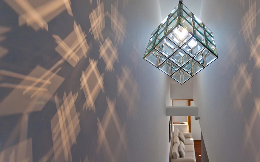 4 Glass Lamps-Zakay Glass