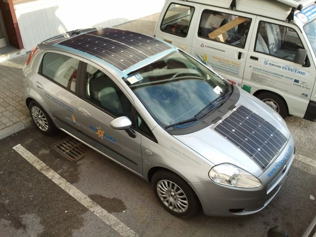 Cars Converted into Hybrid Vehicles