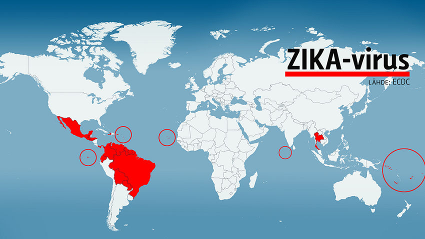 Travel Guide to Zika Virus