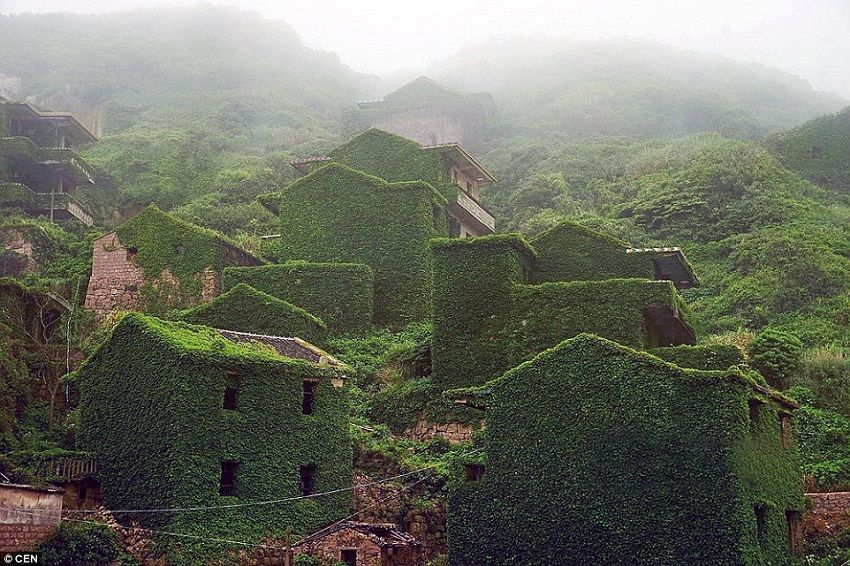 11-Shengshan Island
