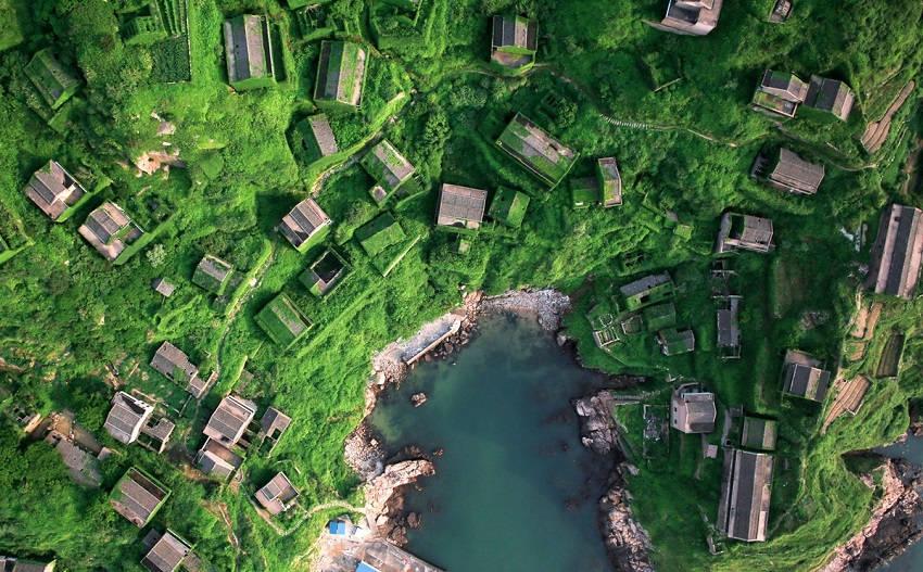 Shengshan Abandoned Village