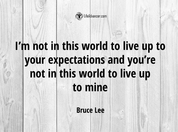 live up to your expectations