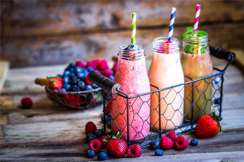Vegetable and Fruit Smoothie Recipes