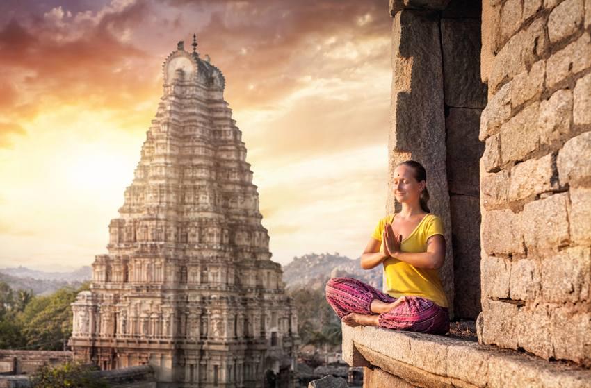 India, great tourist destinations