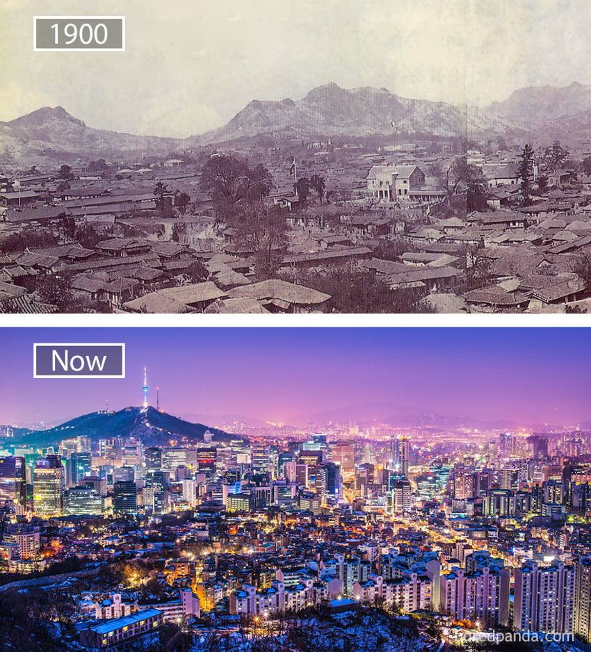 World's largest cities - Seoul