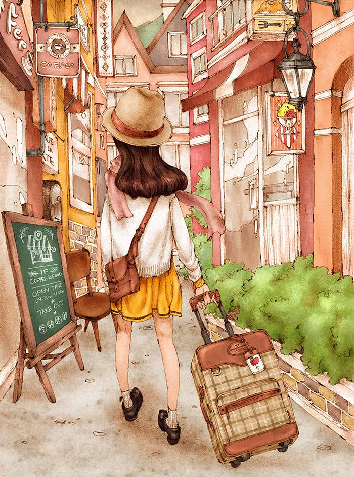 Travelling Alone