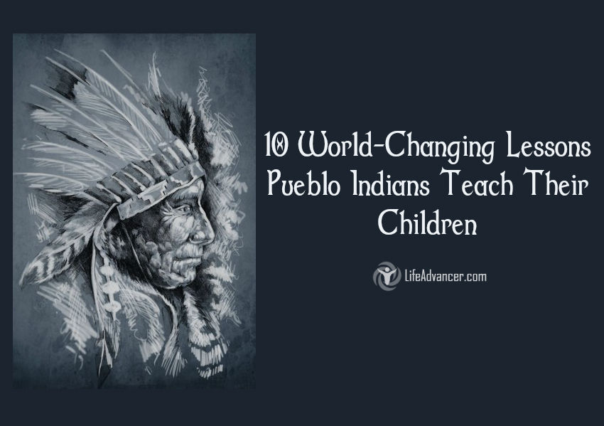 Lessons Pueblo Indians Teach Their Children 2