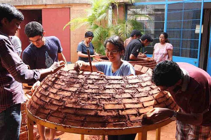 1-Auroville Utopian Community