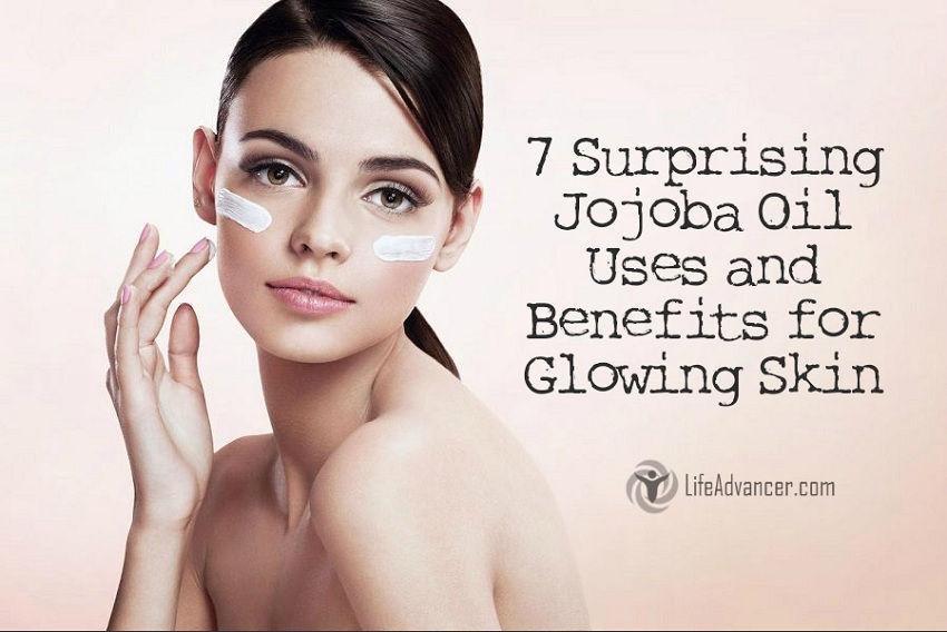 Jojoba Oil Uses Benefits Glowing Skin