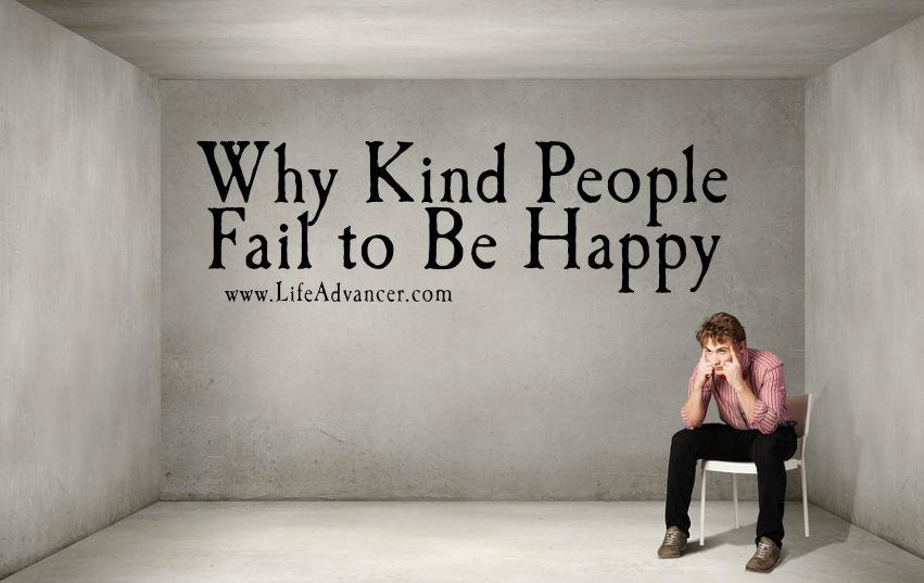 kind people happy