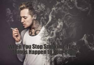 Stop Smoking Your Body