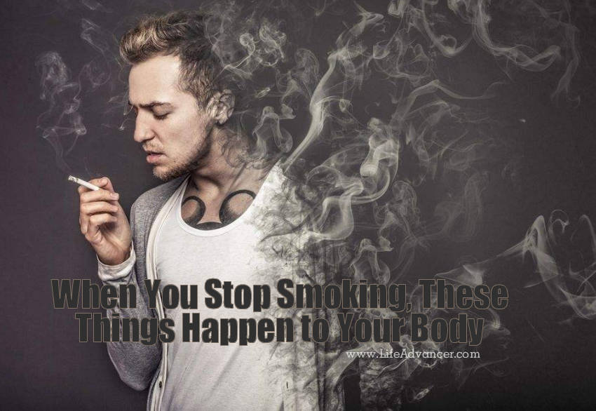 Stop Smoking Your Body