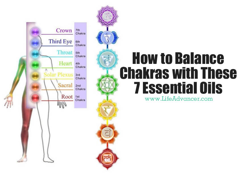 flower diagram career water temp gauge wiring how to balance chakras with these 7 essential oils