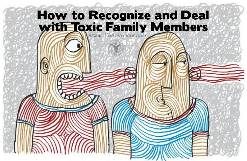 Toxic Family Members