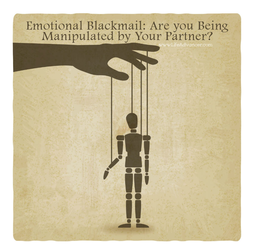 Sexual Work-Related And Emotional Blackmail