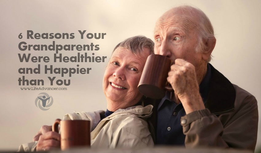 Grandparents Healthier Happier