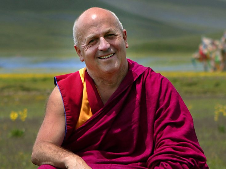 Matthieu Ricard - happiest man in the world