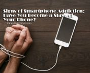 Signs Smartphone Addiction